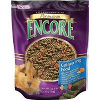 Fm Browns Sons Inc F.M. Brown's Encore Premium Guinea Pig Pet Food, 22.5-Pound