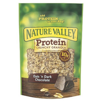 Nature Valley Protein Oats 'n Dark Chocolate Crunchy Granola 11 oz