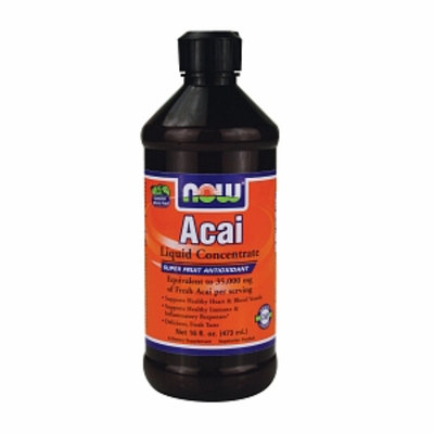NOW Foods Acai Concentrate 16z