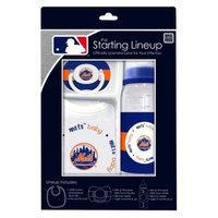 MLB New York Mets 3Pc Baby Gift Set - 3M+