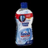 Finish Rinse Aid Jet-Dry Power & Free