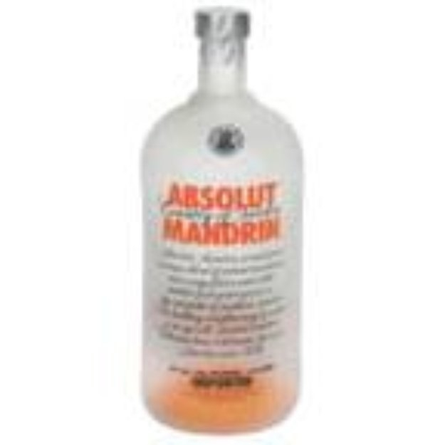 Absolut Mandarin Vodka