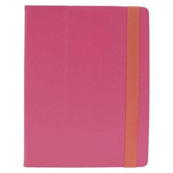 Mobiliving Universal iPad Folio - Fuschia