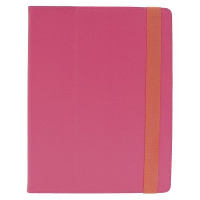 Mobiliving Universal iPad Folio - Fuschia
