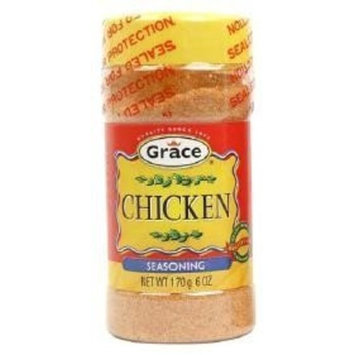 Grace Chicken Seasoning 6 oz