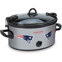 Crock-Pot NFL 6-Quart Slow Cooker, New England Patriots