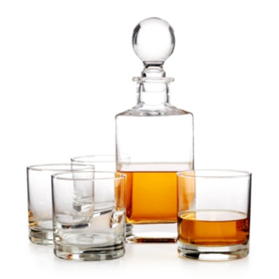 The Cellar 6 piece decanter set