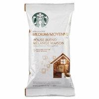 Starbucks 11018190 Coffee House Blend Regular 2.5 oz Pack 18/BX