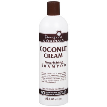 Renpure Originals Coconut Cream Nourishing Shampoo, 16 fl oz