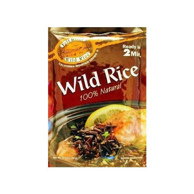 Fall River Fully Cooked Wild Rice, 10.5-Ounce Microwabable Pouch (Pack of 3)