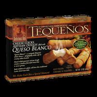 Delicious Bite Tequenos Cheese Sticks Artisan Dough Queso Blanco - 16 CT