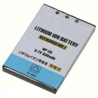 Premium Power Products Premium Power NP-20 Compatible Battery 630 Mah. Np-20 for use with Casio Digital Cameras