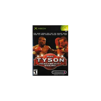 Codemasters Mike Tyson Heavyweight Boxing