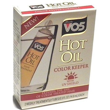 Alberto VO5 Hot Oil Color Keeper 2 x 0.5 oz. Tubes (3-Pack)