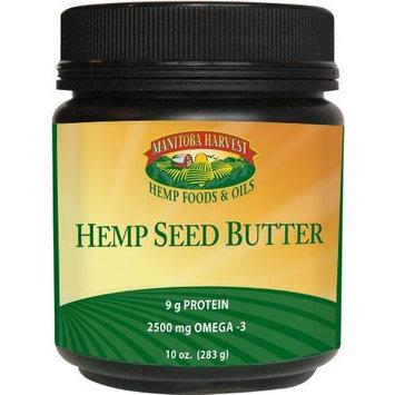 Manitoba Hemp Seed Nut Butter - 10 oz - Cream