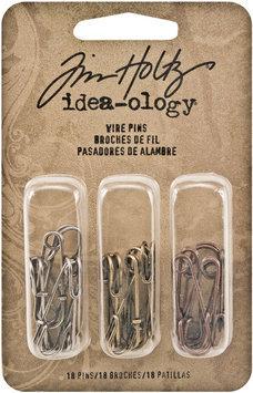 Leeco Industries Inc. Advantus TH93011 Idea-Ology Wire Pins 18-Pkg