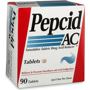 Pepcid Original Strength AC Acid Reducer