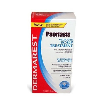 Dermarest Psoriasis Medicated Skin Treatment 4 fl oz