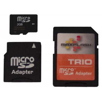 KJB Security Products SD1600T 3 N 1 16GB MICRO HC CARD TRIO