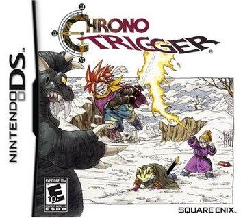Square Enix Usa Chrono Trigger Nintendo DS Game SQUARE ENIX