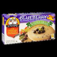 De Wafelbakkers All Natural Whole Grain Blueberry Pancakes