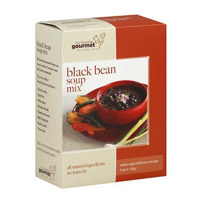 My Favorite Gourmet Black Bean Soup Mix