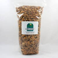 Braga Organic Farms Organic Natural Almonds 5 lb bag