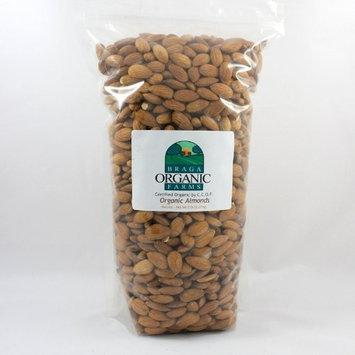 Braga Organic Farms Organic Natural Almonds 5 lb bag