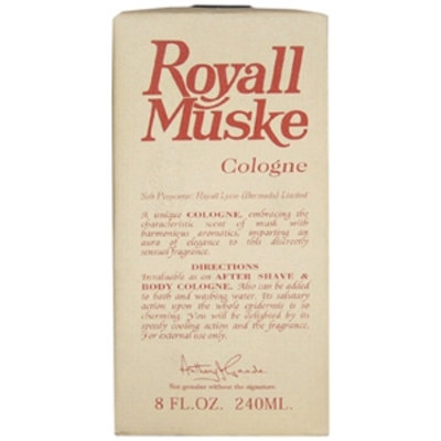 Royall Muske by Royall Fragrances Aftershave Lotion Cologne
