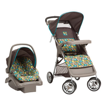 Cosco Lift & Stroll Travel System Wild Things - DOREL JUVENILE GROUP