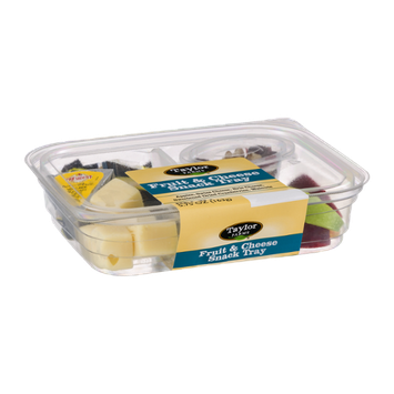 Taylor Farms Fruit & Cheese Tray