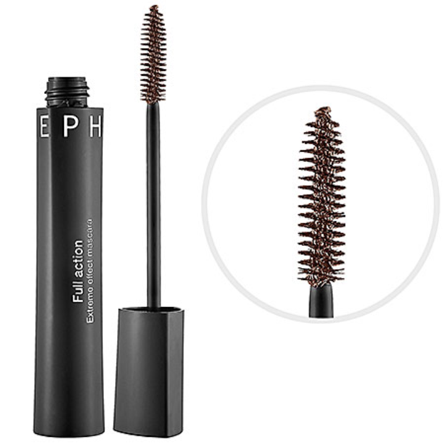 SEPHORA COLLECTION Full Action Extreme Effect Mascara 03 Brown