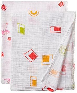 Aura Weavers AURA(tm) Weavers AW01P2S005R Princess Dreams baby blanket