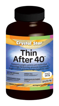 Crystal Star Thin After 40 - 60 - Capsule [Health and Beauty]