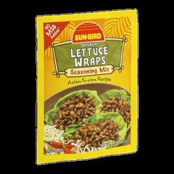 Sun-Bird Seasoning Mix Chicken Lettuce Wraps