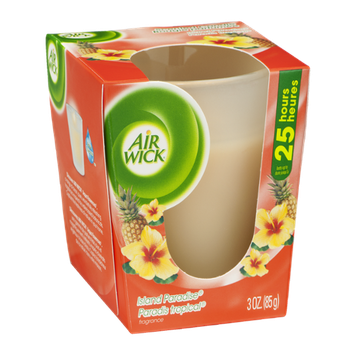 Air Wick Scented Candle Island Paradise