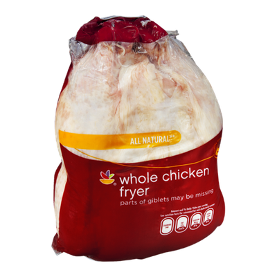 Ahold Whole Chicken Fryer All Natural