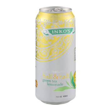 Inko's All Natural Half & Half Green Tea & Lemonade