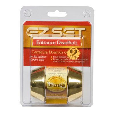 Ezset EZSet Deadbolt set 210G US3