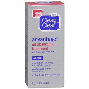 Clean & Clear® Advantage Oil-Absorbing Treatment