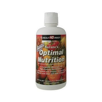 Health Direct Nature's Optimal Nutrition with 2000 IU's Vitamin D, 30oz.
