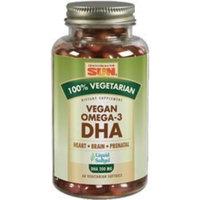 DHA 100% Vegetarian Health From The Sun 60 Softgel