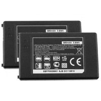Replacement Battery for LG LGIP-340N (2 Pack)