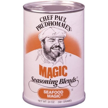 Chef Paul Prudhomme's Magic Seasoning Blends ~ Seafood Magic, 24-Ounce Canister