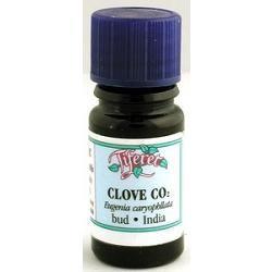 Tiferet-avraham Aromatherapy Tiferet - Blue Glass Aromatic Pro-Organic Oil, Clove Bud CO2, 5 ml