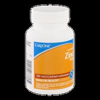 CareOne Natural Zinc Tablets 50 mg - 100 CT