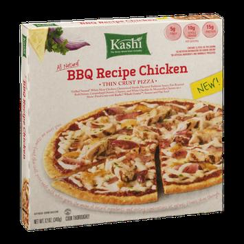 Kashi Thin Crust Pizza BBQ Recipe Chicken