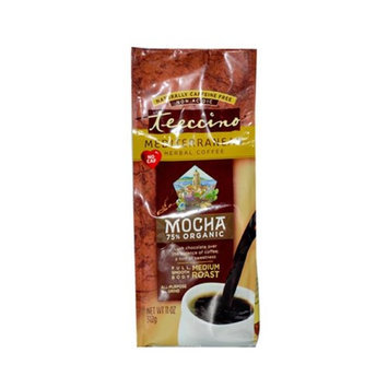 Teeccino Mediterranean Herbal Coffee Mocha - 11 oz - Case of 6