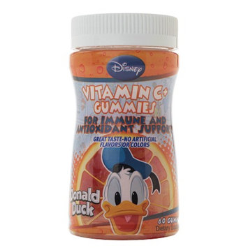 Disney Children's Vitamin C+ Immune & Antioxidant Support
