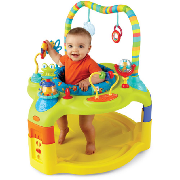 Bright Starts Entertain and Grow Saucer